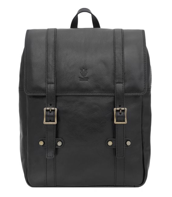 Leather Backpack mens
