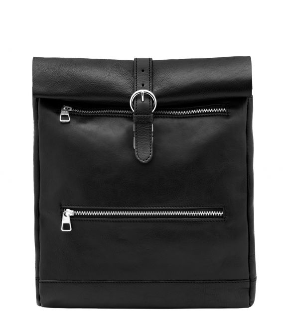 """Leather Backpack """"Seul"""""""