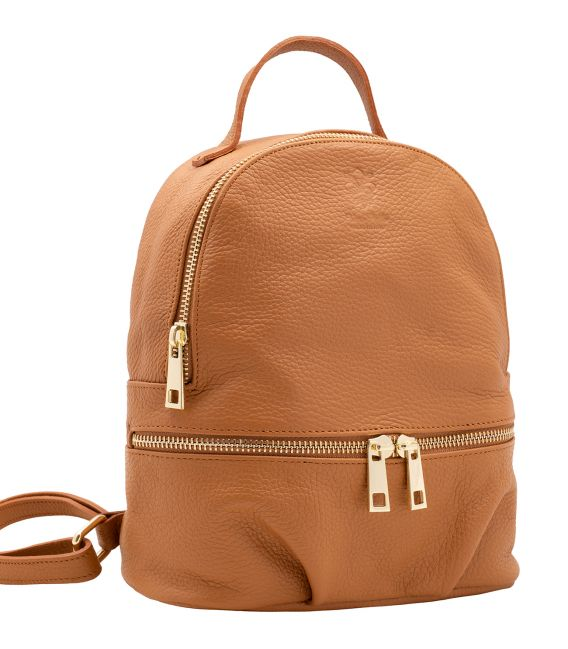 Leather Backpack women's