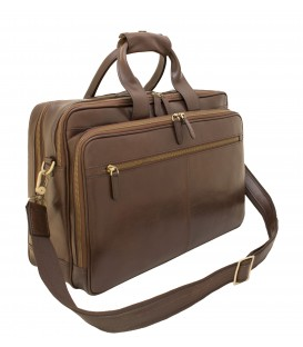 "PROFESSIONAL BRIEFCASE/COMPUTER BAG ""LUCCA"""