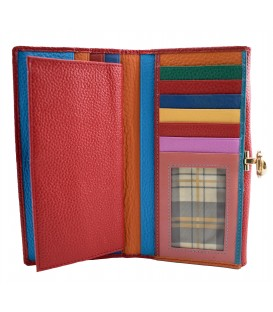 womens bifold wallet