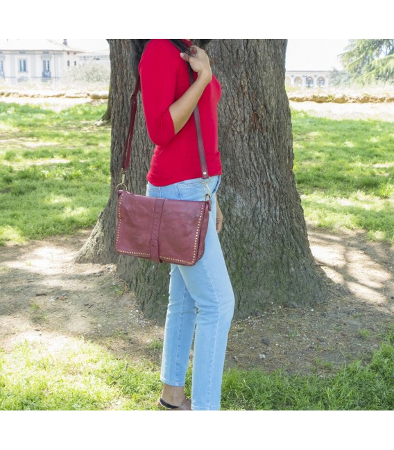 Rosy woman bag