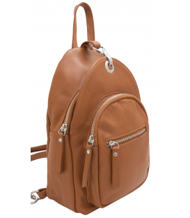 "Leather backpack ""Malaga"""