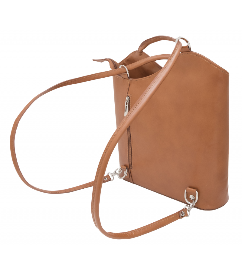 44e29ab5c6 Leather backpack - women bag