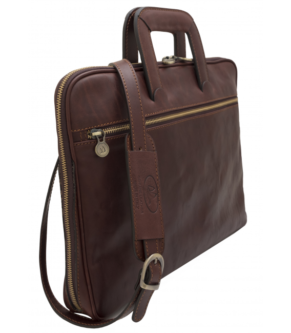 "Borsa professionale in pelle ""Boston"""