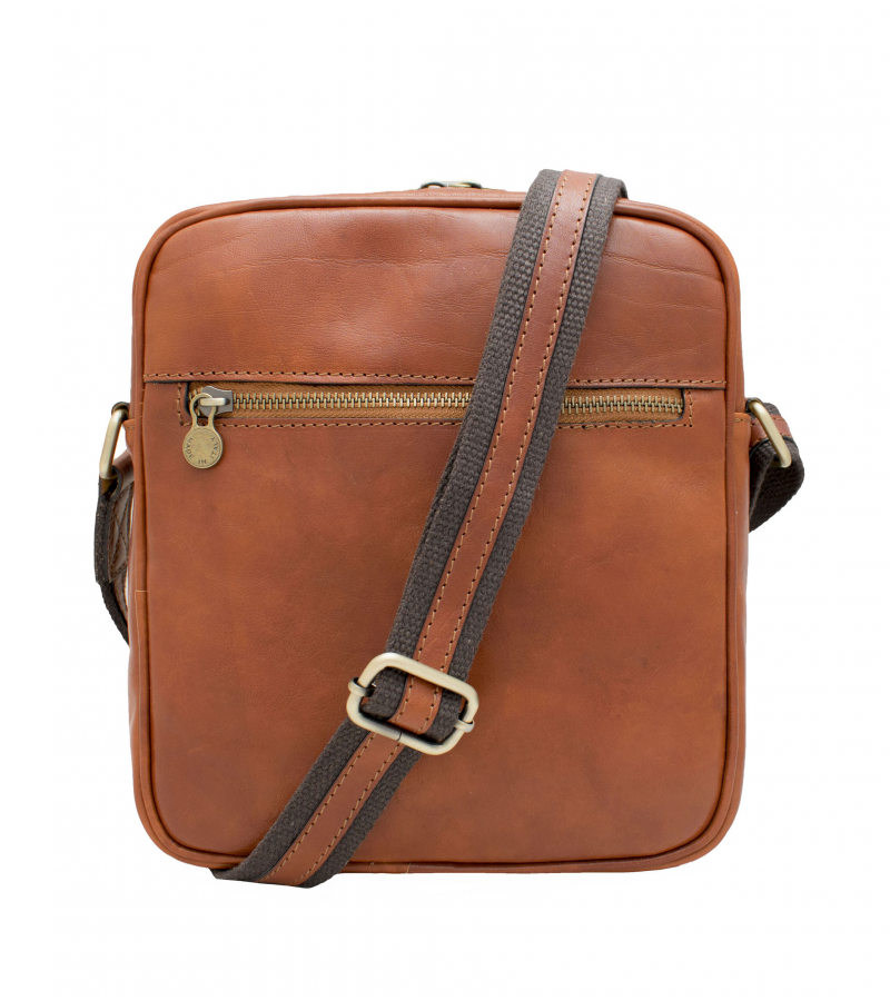 938430bca8c5 Leather man bag