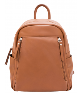 "Leather Backpack ""Bristol"""