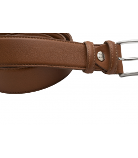 Leather Men's Belt 6007