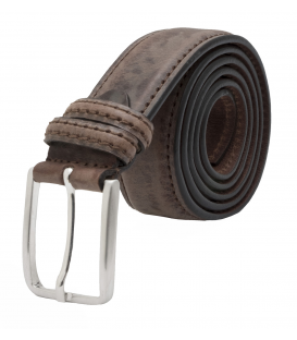 Leather Men's Belt 6008
