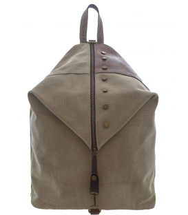 "Leather Backpack ""Macao"""