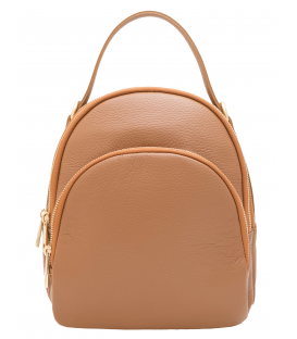 "Leather Backpack - Women Bag ""Nancy"""