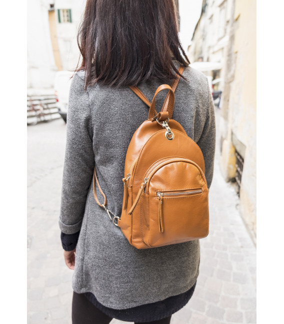 best leather backpack womens | tan leather backpack womens