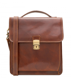 "Leather Man Bag ""Seattle"""