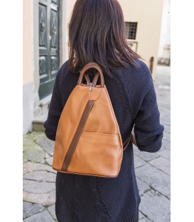 best leather backpack womens | brown leather backpack womens
