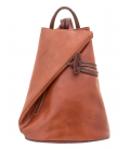 """Leather Backpack """"Maria"""""""