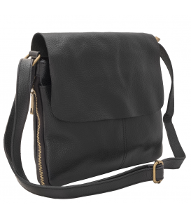 black soft leather bag | black soft leather purse