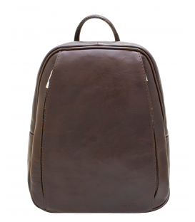 "Leather Backpack ""Virgilio"""