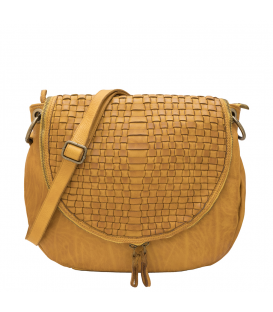 "Leather Woman Bag ""Matilde"""