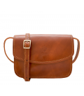 "Leather Woman Bag ""Batilda"""