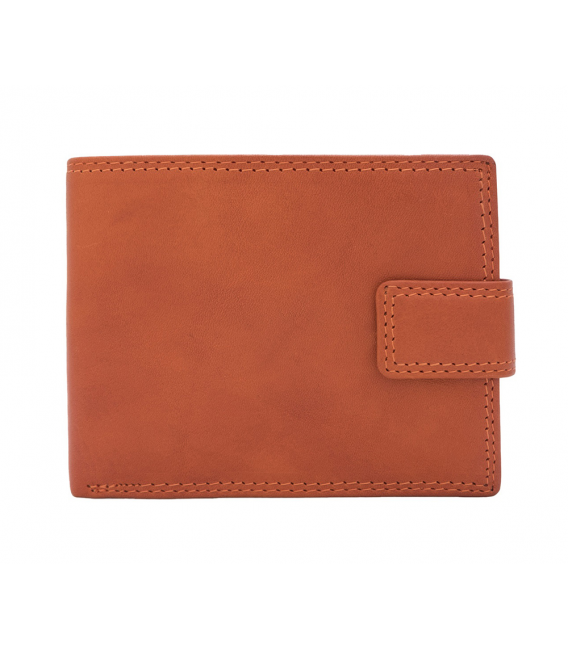 mens bifold wallet with money clip