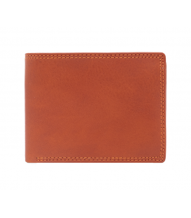 Leather Men Wallet 821
