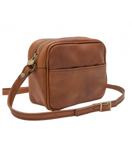 "Leather Woman Bag ""Alma"""