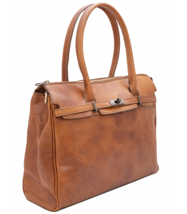 "Leather Woman Bag / Professional Bag ""Lison"""