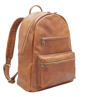"Leather Backpack ""Tintoretto"""