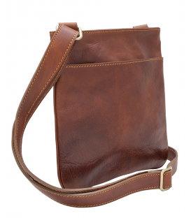 "Leather Man Bag ""Brampton"""