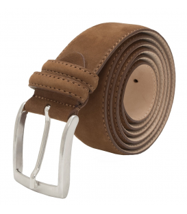 mens light brown belt