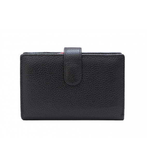 black wallet womens