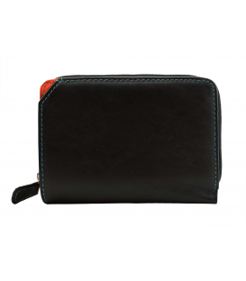 Leather Women Wallet 653