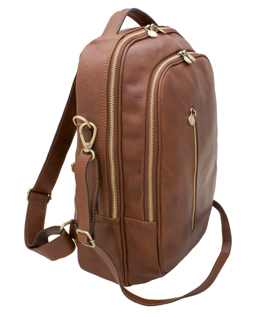 leather laptop backpack women's | italian leather backpack mens