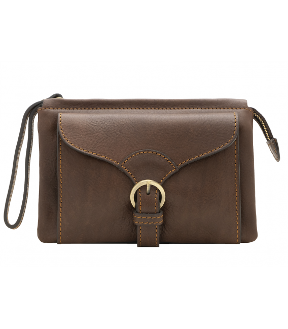 brown leather belt bag | brown leather crossbody bag