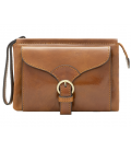 "Leather Woman Bag ""Clea"""