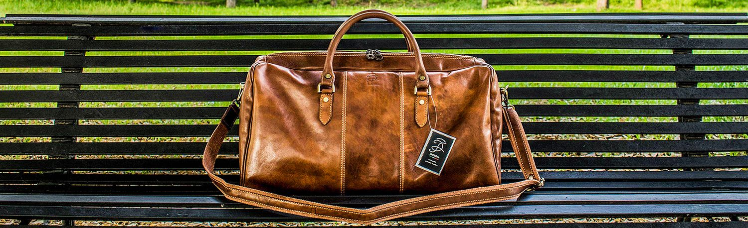 Leather Luggage, Leather Suitcases, Leather Duffle Bag